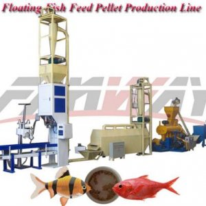 fish feed production plant- info@fishfeedmachinery.com