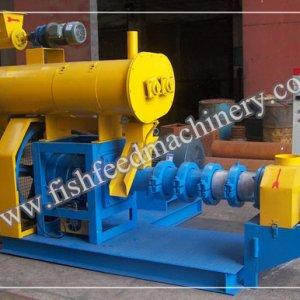 wet type fish feed extruder - info@fishfeedmachinery.com