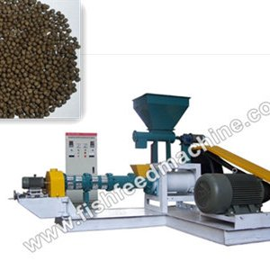 fish feed extruders