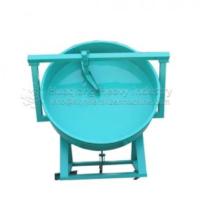 Disc pan granulator is used to make powder into ball shape, widely applied in organic fertilizer plant, compound fertilizer plant. https://www.organic